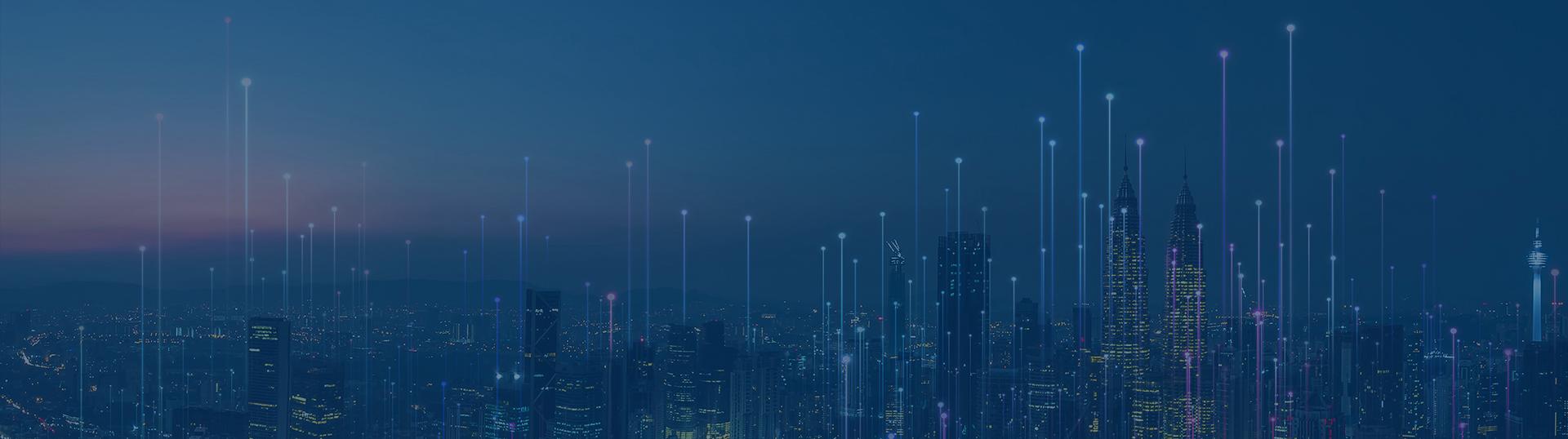 Smart-City-Background