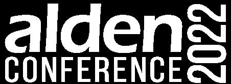 Alden User Conference Logo 2022