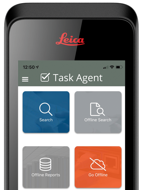 Task Agent™– the ideal field data capture solution