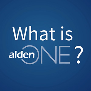 What Is Alden One®?