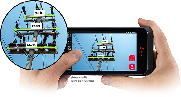 Task Agent™, powered with the BLK3D device from Leica Geosystems
